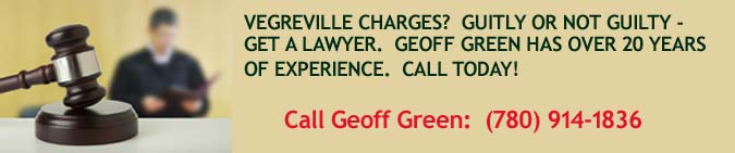 Vegreville Criminal Lawyer